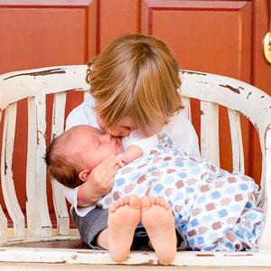 el amor entre hermanos cura