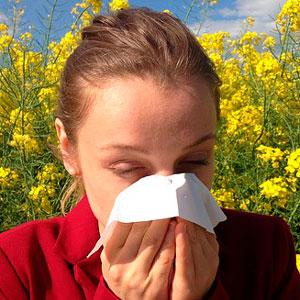 Respuesta Inmunitaria para alergias